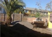 Retiro escombros san bernardo limpieza de terreno +56973677079 nos san ramón  fletes