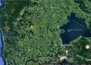 parcelas urbanizadas de 5.000 a 7.200 m2 fresia, los lagos.