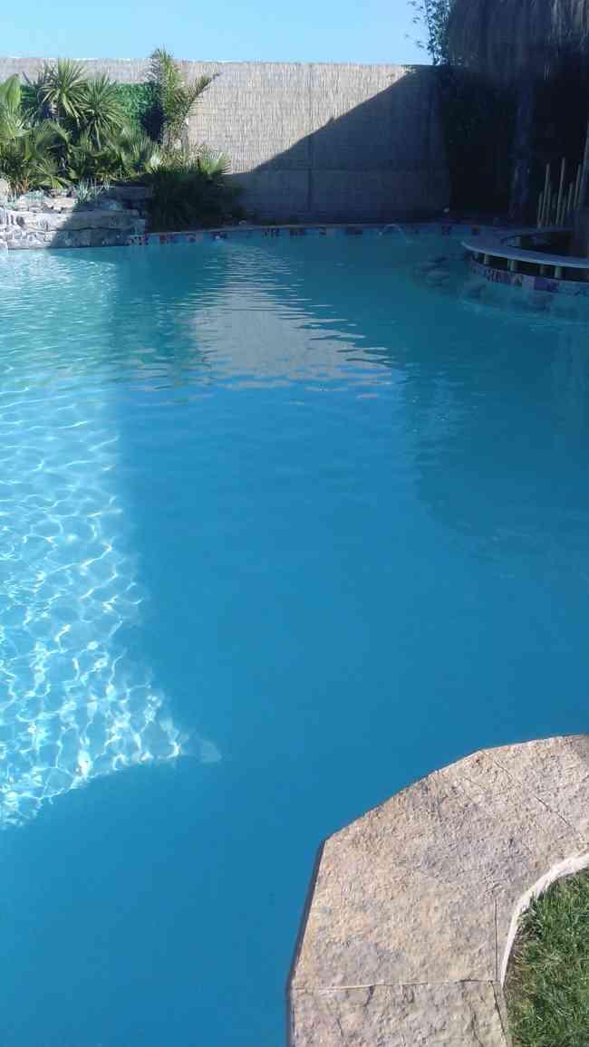 Mantencion de piscinas