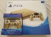 En venta sony ps4 oro 1tb console con 7 juegos $150