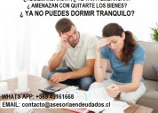 Las deudas no te dejan dormir, te ayudamos, llamanos