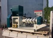 Extrusora meelko  para pellets flotantes para peces 700-800kg/h