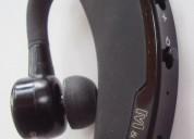 Auriculares manos libres bluetooth inalambrico audifonos