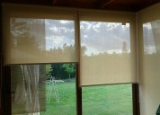 Cortinas roller y duo