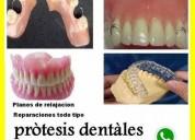 Protesis dentales sur este de santiago