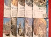 Guías de viaje + planos incluidos