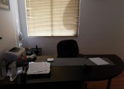 arriendo oficina compartida providencia santiago