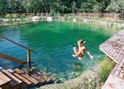 Mi piscina ecológica