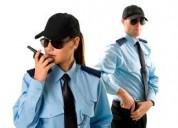 guardias de seguridad hombres y mujeres