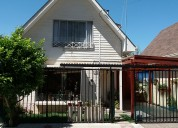 Vendo excelente casa en villa alemana $80000000 barrio norte