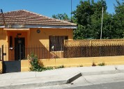 Vendo casa  en villa alemana $98000000 a dos cuadras de estacion concepcion