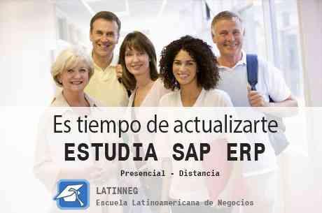 Cursos sistema SAP
