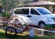 Transporte privado de pasajeros,traslados de personals,universidad rancagua y turismo