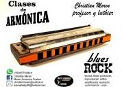 clases particulares y arreglos de armonica
