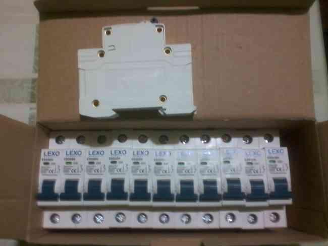 Pack de Articulos Electricos (Curico)