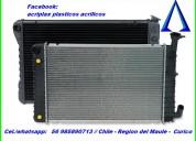 Reparación de radiadores plásticos en curico
