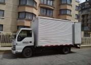 mudanzas,fletes todo destino ,camión amplio 20 mts 3