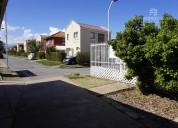 Fernandez escobar vende casa 3d 3b condominio piscina los maitenes