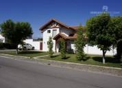 Fernandez escobar vende casa 3d 2b piscina condominio el golf rinconada