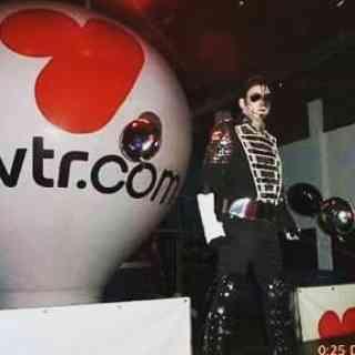 Doble de Michael Jackson para fiestas y eventos