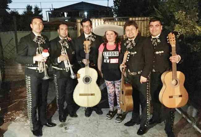 Fin de semana show eventos Mariachis en Casa