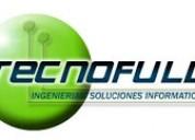 TECNOFULL  INSTALACION DE FLEX PARA COMPUTADORA