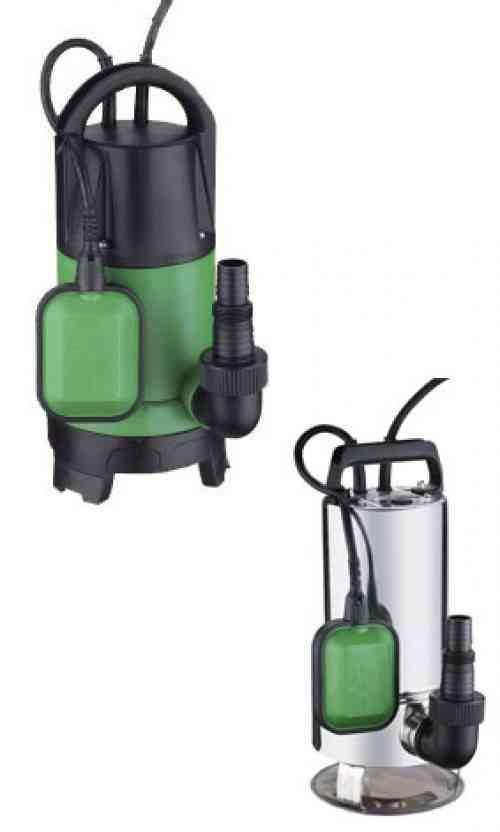 Bombas de agua sumergibles para aguas servidas y residuales