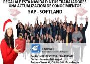 cursos sap - softland