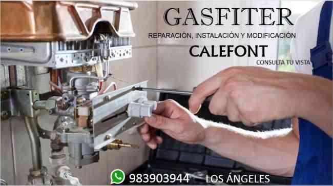 GASFITER EN LOS ÁNGELES