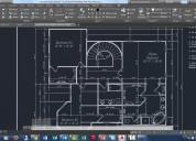 Elaboracion de planos en autocad imagenes 3d recorridos virtuales