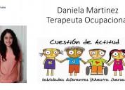 Terapeuta ocupacional santiago (sabados)