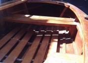 Excelente bote deportivo con motor fuera de borda