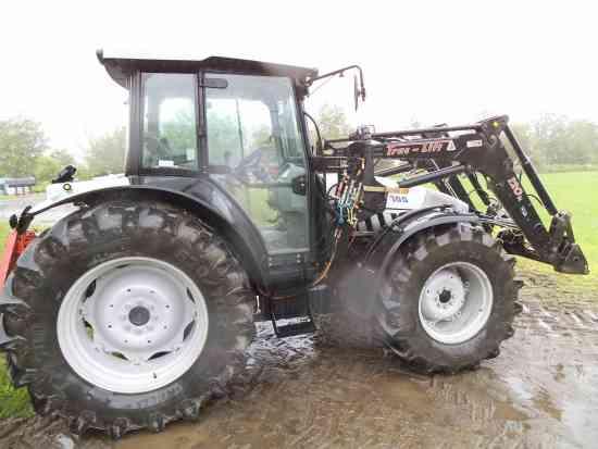 Tractor correo electrónico