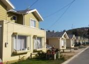 Se vende casa dos pisos condominio limache