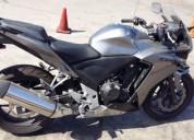 Vendo moto cbr 500 r, contactarse.
