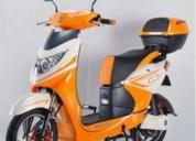 Excelente scooter electrica es17 pedal 500w
