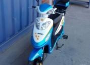 Excelente scooter electrica 250w homologada azul