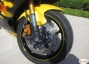 Excelente moto yamaha r6