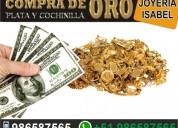 Compro oro y plata mejores precios y ofertas!