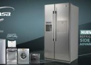 Lavadora - refrigeradores - secadoras de ropa a domicilio
