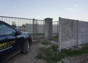 Fernandez escobar vende parcela 5150 m2 condominio quebrada de herrera putaendo
