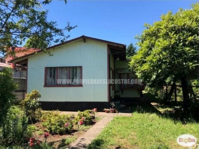 442- Hermosa casa en Coñaripe, Contactase.