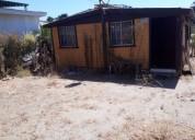 Vendo terreno con casa en regulares condiciones