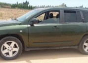 Vendo jeep compass 4x4