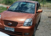 Se vende kia morning 2007