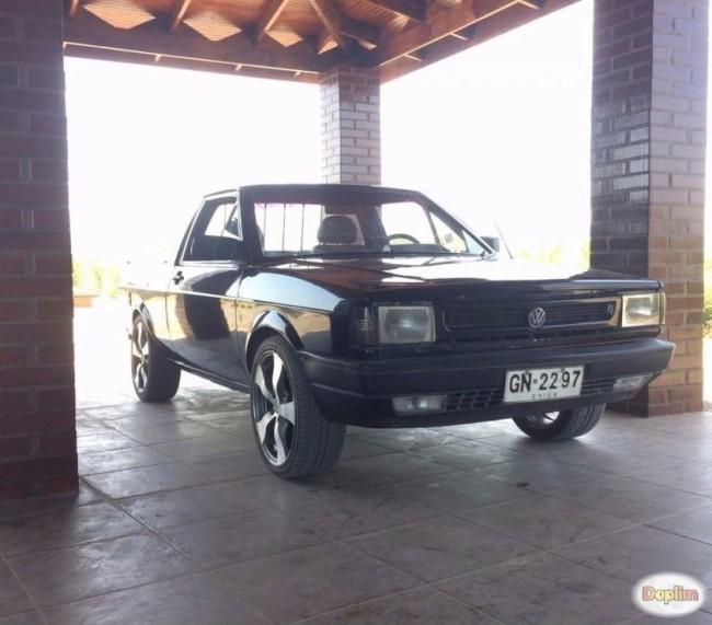 Vendo Excelente Volkswagen Saveiro 89