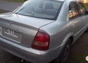 Mazda 323 sedan 1.6 glx 2004, buen estado.