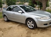 Vendo auto mazda 6 año 2005 sedan v 2.0