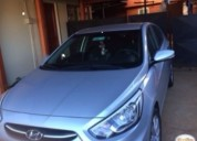 Vendo hyundai accent hatchback, 2017.