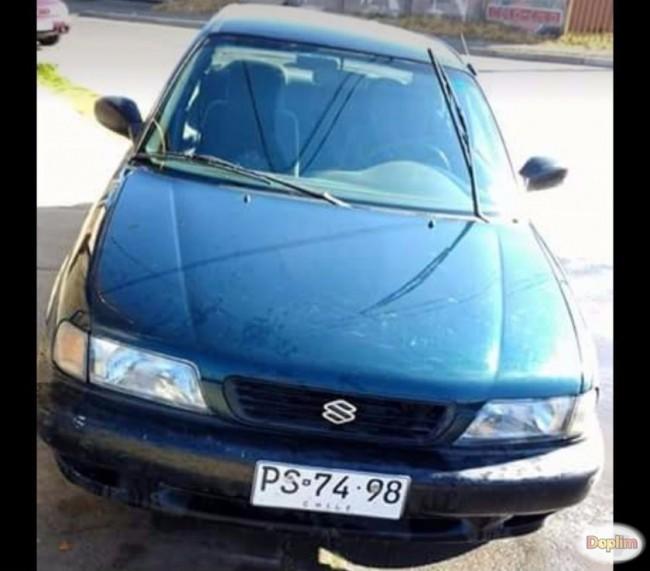 Excelente Suzuki baleno 1997